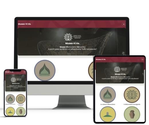 webapp Museo Vi.Ve.